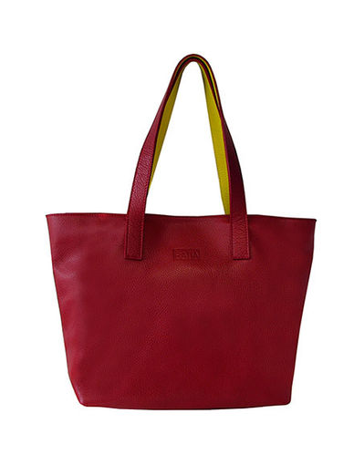 Shoulder bag, red