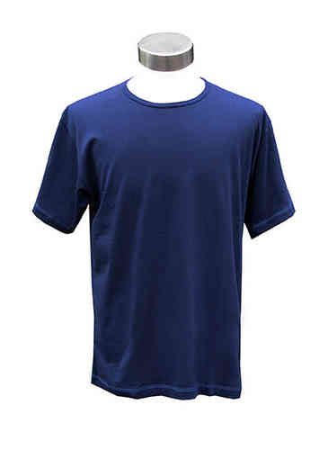 Men's t-shirt, navy blue
