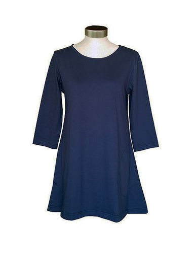 Tunic, navy blue
