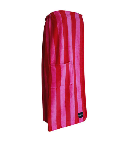 Loincloth, red/ pink